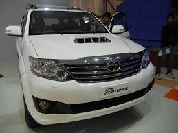 New Model Toyota Fortuner 2012 India- Price List, Pictures ...