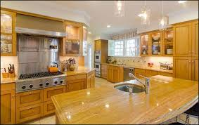 so much brown but just focus on the elegance of that high end granite