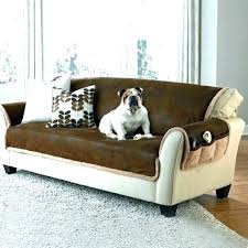 couch pet cover dog covers for couch pet furniture cover faux leather sofa cover photo 4