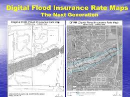 digital flood insurance rate maps the next generation