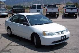 CNG Utah - 2002 Honda Civic GX