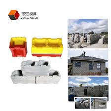 Design Hollow Blocks 2017 New Design Plastic Mould Interlocking Molds Concrete Hollow Blocks Bricks Making Buy Interlocking Molds Plastic Mould Interlocking Molds 2017