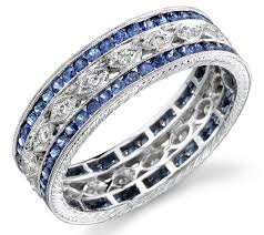 Several Things In Sapphire Wedding Bands That You Should Know