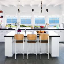 Coastal Kitchen 5 Star Beach House Kitchens Coastal Living