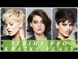 Krátké Střihy Vlasů Pro ženy 2018 účesy A Střihy