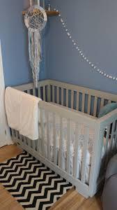 Modern Boho Baby Boy Nursery