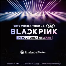 Blackpink Tour 2019 New York New Prudential Center