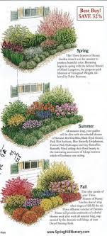 garden landscaping layout flower beds