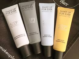 make up for ever skin equalizers pro primers