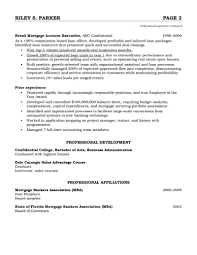 Executive Resume Tips Resume For Study