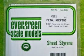 evergreen sheet metal