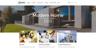 Best Wordpress Themes For Architects Architectural Firms