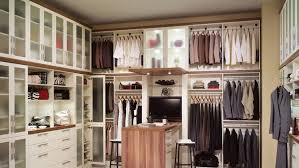 custom closets. Custom Closet System With Shelving And A Desk Custom Closets