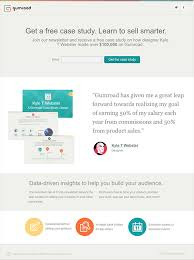 4 to a page template 4 lead gen campaign ideas the landing page templates to power them