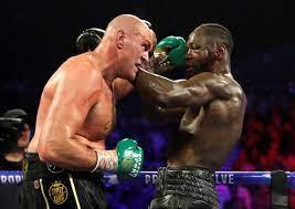 Tyson Fury-Deontay Wilder fight No. 3 ...