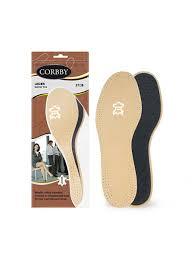 <b>Стельки</b> из натуральной кожи LEDER <b>latex</b> Corbby 6485977 в ...
