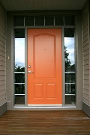 Orange front door Mid Century Doorway Clipart Orange Door Todays Entry Doors Doorway Clipart Orange Door Free Clipart On Dumielauxepicesnet