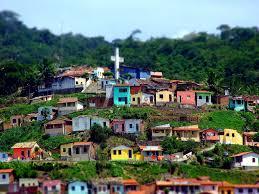 Brazilian Houses Favelas Of Rio De Janeiro Brazilian Slums