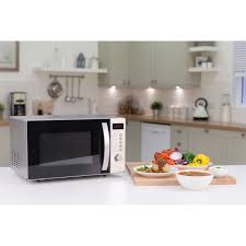 Debenhams Kitchen Appliances Russell Hobbs Stainless Steel 23l Solo Microwave Oven Rhm2364ss
