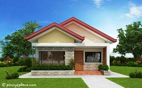 Good Below Are The Four Elevation Views Of Single Storey 3 Bedroom House Plan.