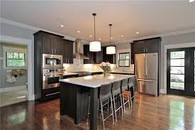 Image of: kitchen islands with seating for 3