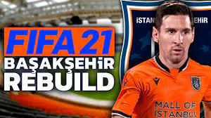 MANCHESTER UTD DEVİRİP, MESSİ'Yİ ETKİLEDİ BAŞAKŞEHİR! // FIFA 21 BAŞAKŞEHİR  REBUILD KARİYER - YouTube
