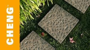 Stepping Stone Patterns