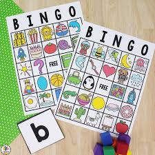 The lanternfish phonics resource section has greatly expanded. Beginning Sounds Bingo Game Phonics Activity For Kids
