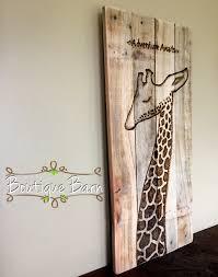 giraffe nursery wall decor giraffe modern baby nursery giraffe wall decor safari