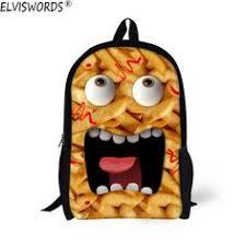 Aliexpress.com : Buy <b>ELVISWORDS</b> New Style <b>School</b> Bags For ...