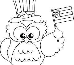 Owl Pictures To Color Cute Free Printable Owl Coloring Pictures