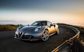 2015 alfa romeo 4c wallpaper. 2015 Alfa Romeo Silver With Wallpaper