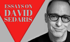 essays by david sedaris and a word that sharper than knife  world of satire