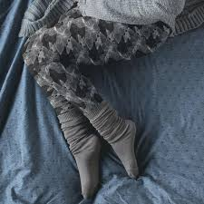 Hello Mello Lounge Pants Size Chart Lounge Luxe Black Hibiscus Leggings