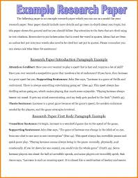 Essays Introduction Examples 003 Format Of Research Paper Introduction Examples Sample