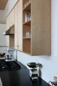 penny tile kitchen backsplash creative penny tiles ideas for kitchens a  white on white tile looks
