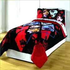 monster high bedding set full bed comforter queen bedroom monster high bed set bedding