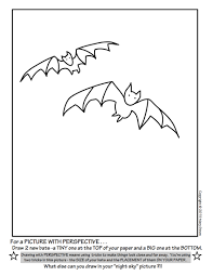 Art Enrichment Everyday October Activity Coloring