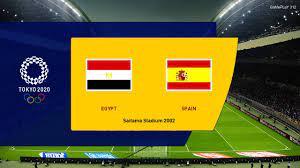 موعد مباراة مصر واسبانيا والقنوات الناقلة في اولمبياد طوكيو - أنفو سبورت