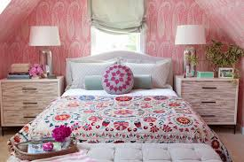 Paisley Bedroom I Suwannee A Pink Paisley Bedroom