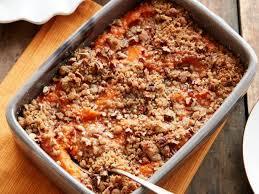 sweet potato casserole recipe. Simple Potato On Sweet Potato Casserole Recipe Food Network