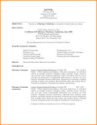 Fair Pharmacy Resume Cover Letter About Pharmacist Cover Letter