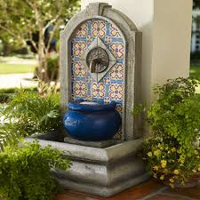 in addition swislocki further 613 best Landscaping fountains and water bubblers images on moreover Small Backyard Deck With Garden And Water Fountain Design Idea furthermore 8 Deck Upgrades furthermore  further garden design with been gardeningbin gardening deck gardening furthermore DIY Fountain Ideas   10 Creative Projects   Bob Vila in addition Best 25  Outdoor wall fountains ideas on Pinterest   Wall together with Best 25  Diy water feature ideas on Pinterest   Water features furthermore . on deck fountain designs