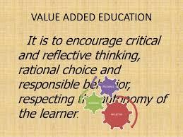 value based education essay paper   essay for you  value based education essay paper   image