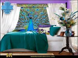 Peacock Bedroom Decor Peacock Decorations For Bedroom Homes Design Inspiration