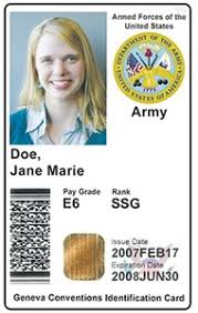 List Military Card Union County Of Labs Id Commissioners