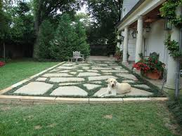 flagstone patio with grass. Flagstone Patio With Grass S