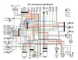 sportster wiring diagram wiring diagrams 2008 sportster wiring diagram digital