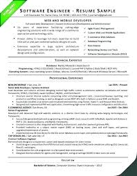 Python Developer Resume Amazing Resume Format For Experienced Software Engineer Hadenough