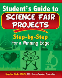 science fair projects step by step guide to science experiments image of student s science fair ebook
